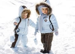 Зимняя детская одежда. Детские куртки и комбинезоны