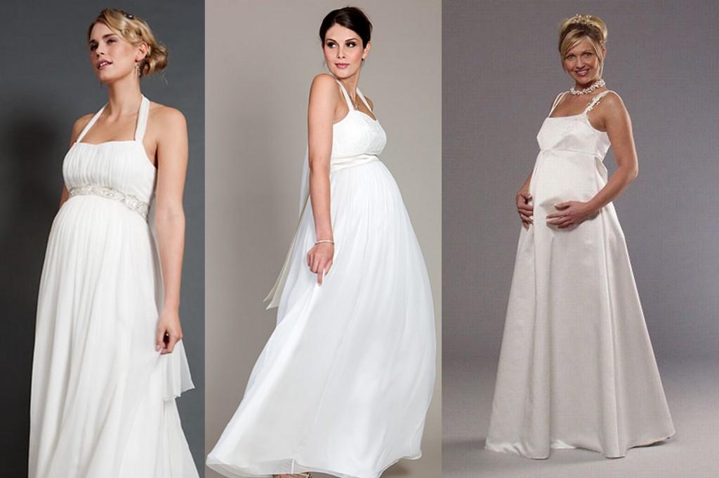 Платье беременной свадебное снится себе чему на к