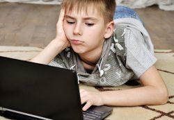 Ребенок и компьютер: простые правила безопасности