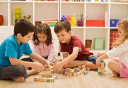 В детском центре раннего развития потенциал ребёнка направляют в нужное русло
