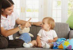 О чем говорить с маленьким ребенком?