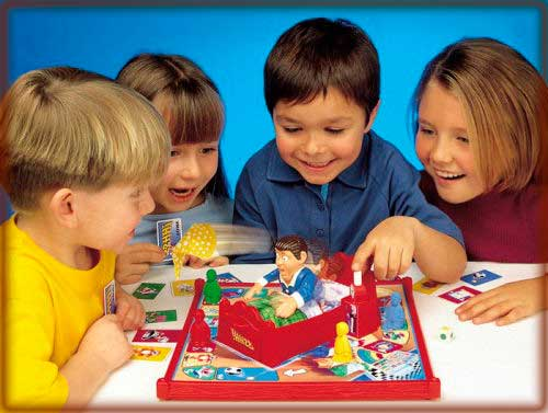 Как выбрать развивающие игры для ребенка
