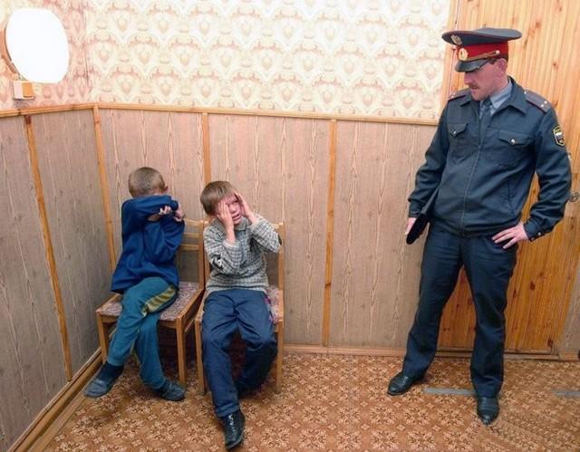 Каких несовершеннолетних ставят на учет в полицию