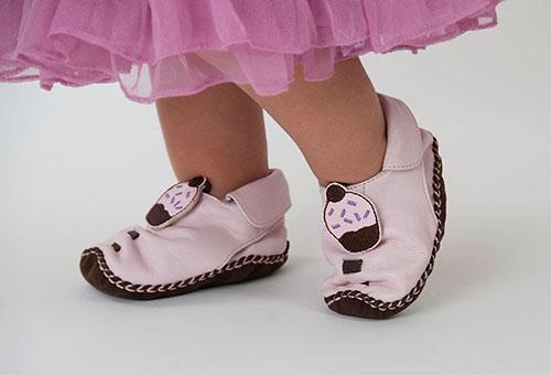 Модная обувь для детей