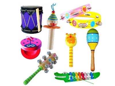 Игрушки для детей с нарушениями слуха или зрения