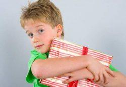 Что подарить ребенку при ограниченном бюджете