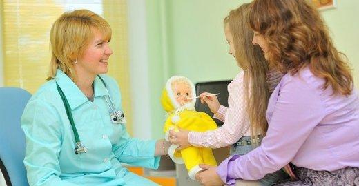 «Тонус КРОХА» — замечательная сеть детских клиник