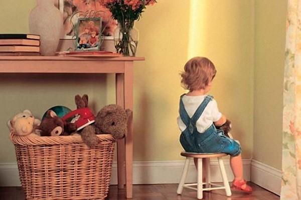 Как наказывать ребенка?
