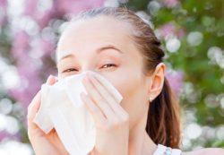 Как подготовиться к весне мамам аллергиков?