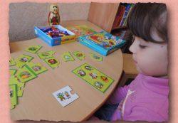 Игры с палочками Кюизенера для самых маленьких