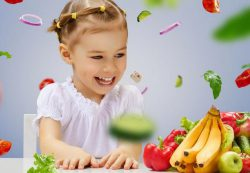 С какого возраста следует давать витамины детям