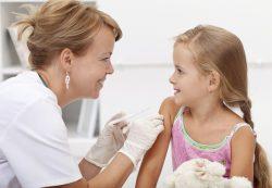 Вакцинация против гриппа у детей