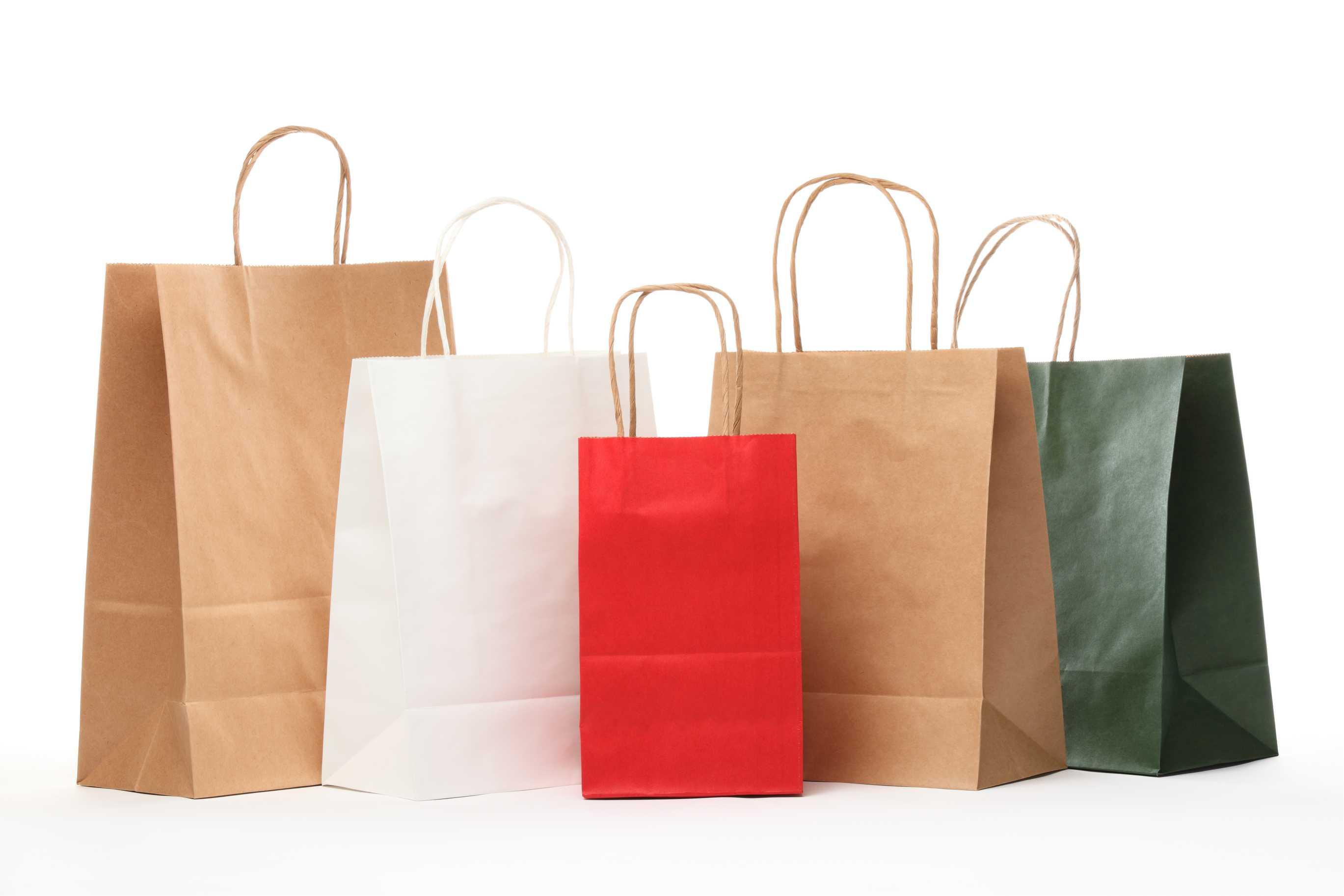 Пакеты бумажные для оформления подарков — выгода очевидна