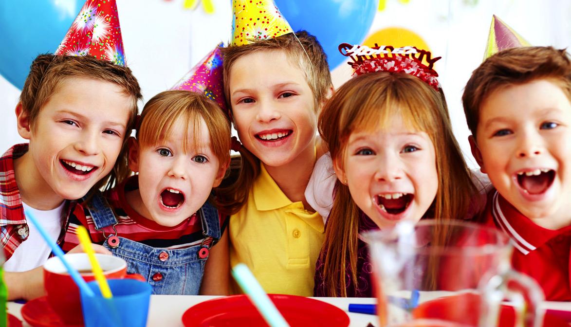 Агентство Счастливчик – организация любых праздников для детей по доступной цене