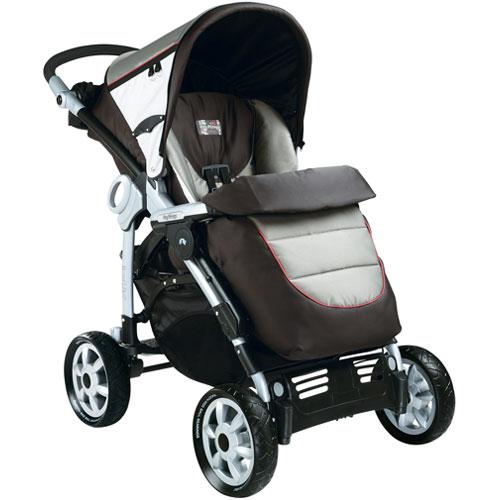 Первые колеса для новорожденного