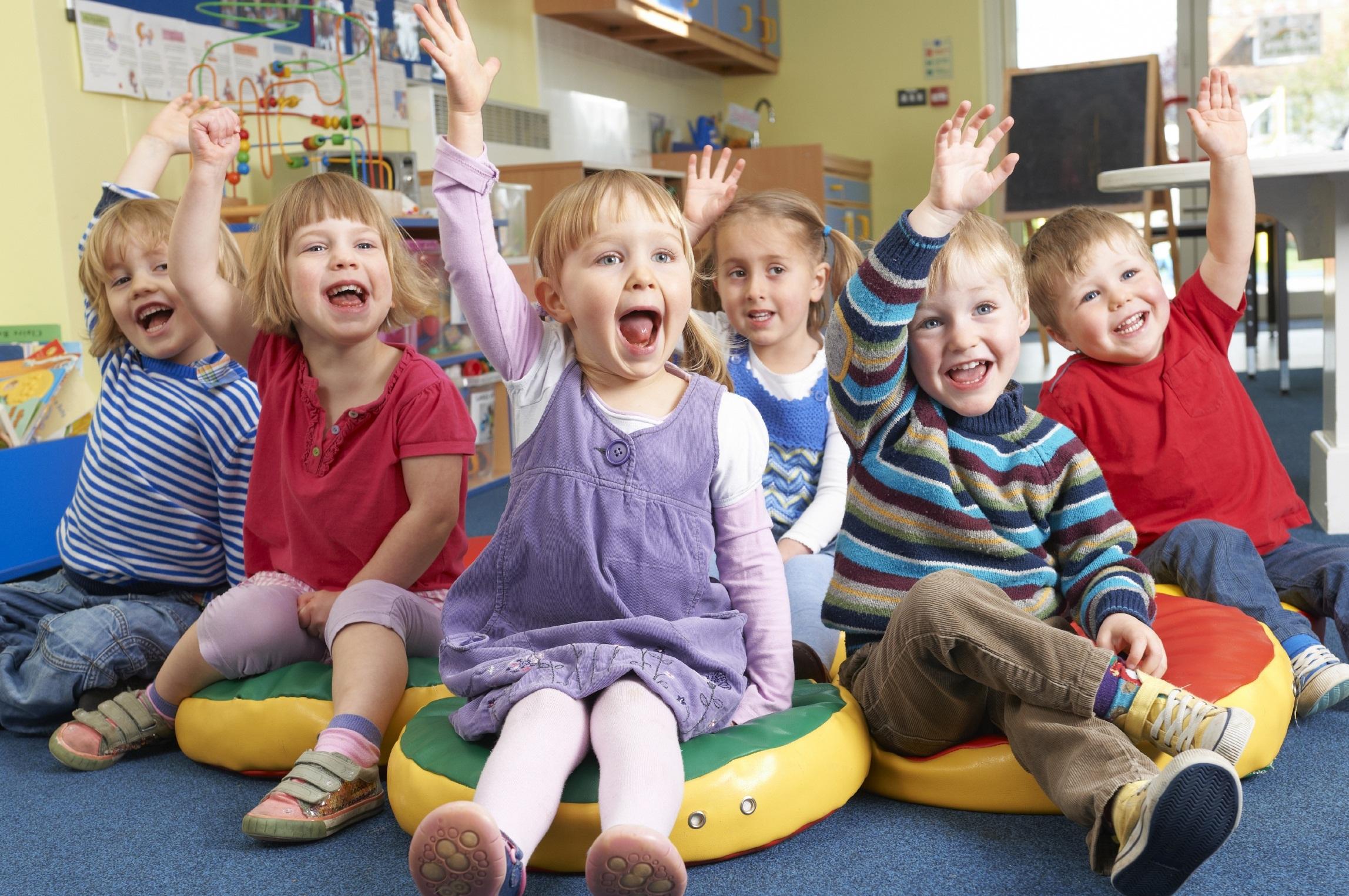 Дополнительные увлечения для ребенка до детсадовского возраста