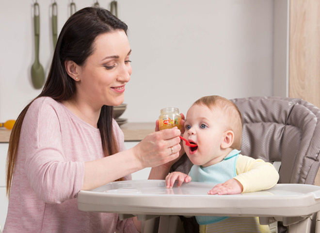 Гармония вкуса и пользы в детских пюре Milupa