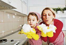 Чистота – забота мамы