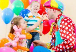 Организация детских праздников корпорацией развлечений «Супер Той»