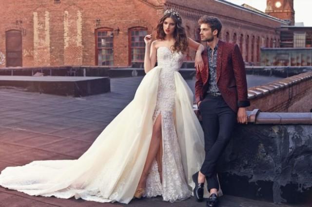 Свадебные тенденции лета 2017