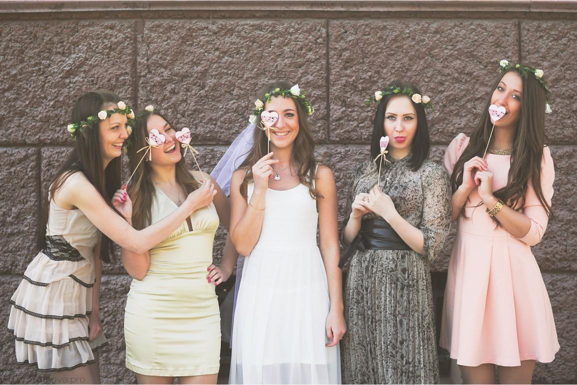 Тематика девичника перед свадьбой фото