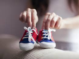 Как выбрать обувь для малыша
