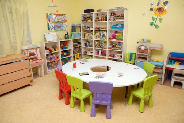 Частный детский сад «Подсолнух» позаботится о вашем ребенке