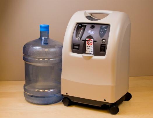 Зачем нужен кислородный концентратор дома