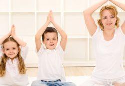 Йога для детей или бэби-йога