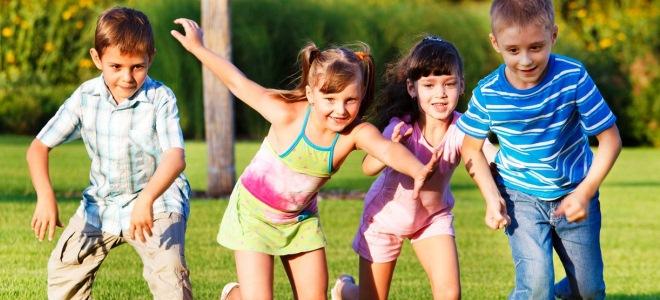Безопасное лето для детей