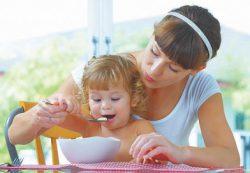 Прикорм ребенка в разном возрасте