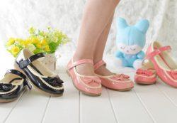 Обувка для принцессы