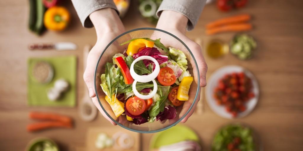 Здоровое питание или что надо съесть, чтобы похудеть