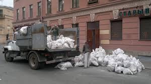 Всё о вывозе крупногабаритного мусора