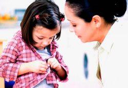 Учим ребенка быть самостоятельным