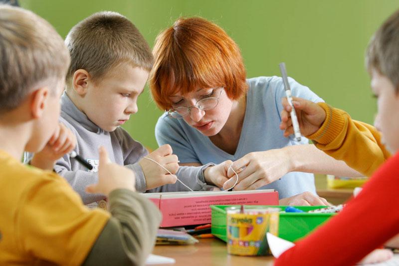 Коррекционные игры — подготовка к школе