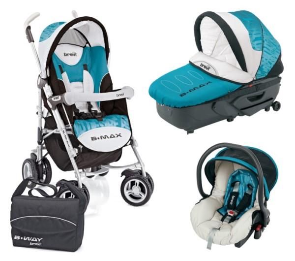 Как выбрать коляску для ребенка
