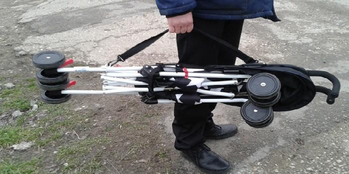 Лучшие детские коляски-трости
