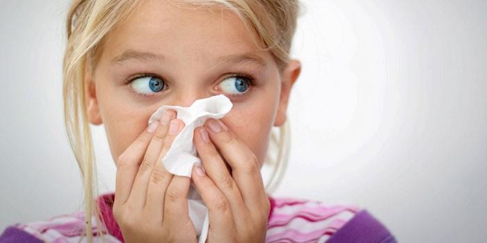 Почему идет кровь из носа у ребенка