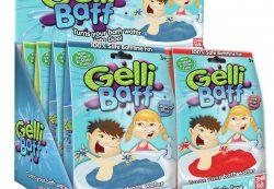 Порошок для ванны Джелли Бафф