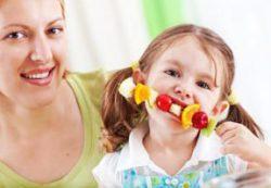Какие фрукты любят дети