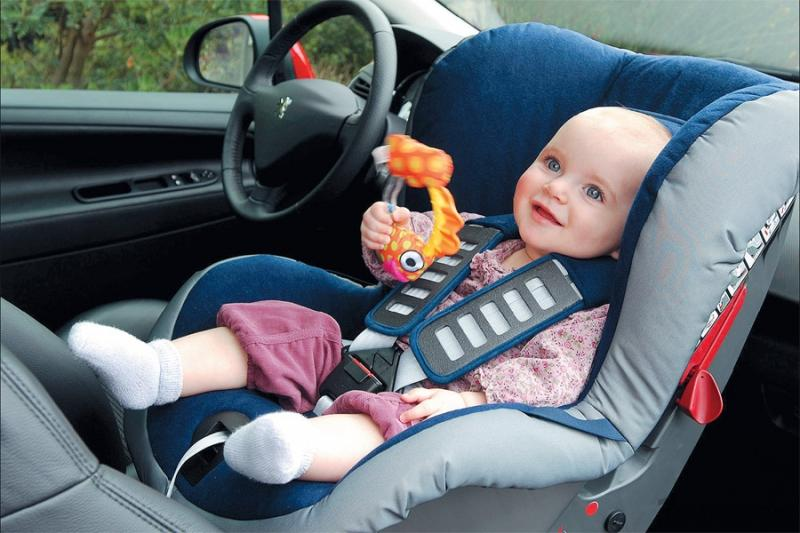 Как нужно устанавливать детское автокресло?