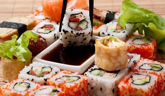 Основные виды суши и роллов