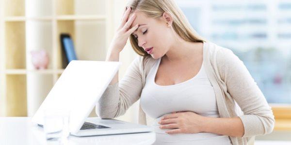 Что можно принимать беременным при изжоге