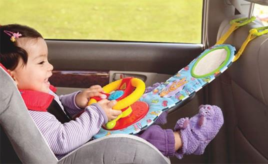 Чем занять ребенка во время путешествия