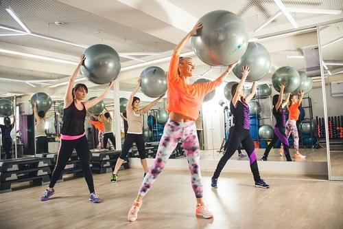 Популярные фитнес направления