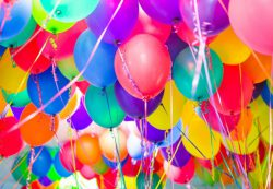 Надувные шары на День Рождения и другие праздники