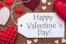 Празднуйте День Святого Валентина с любимым человеком