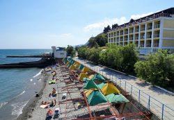 Как найти жилье в частном секторе в городе Евпатория?