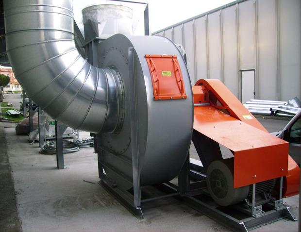 Что такое промышленные вентиляторы, и какими они бывают
